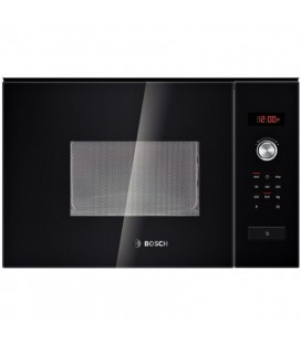 Bosch Built-in Microwave HMT75M664B - Black