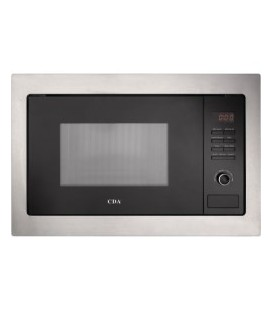 CDA VM130SS 25L 900W Built-in Microwave Oven Stainless Steel