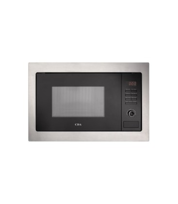 CDA VM230SS 25L 900W Built-in Microwave And Grill Stainless Steel