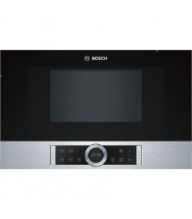 Bosch Built-in Microwave BFL634GS1B - Stainless Steel