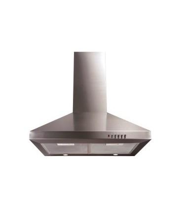 CDA ECH61SS Level 1 60cm Wide Chimney Cooker Hood Stainless Steel