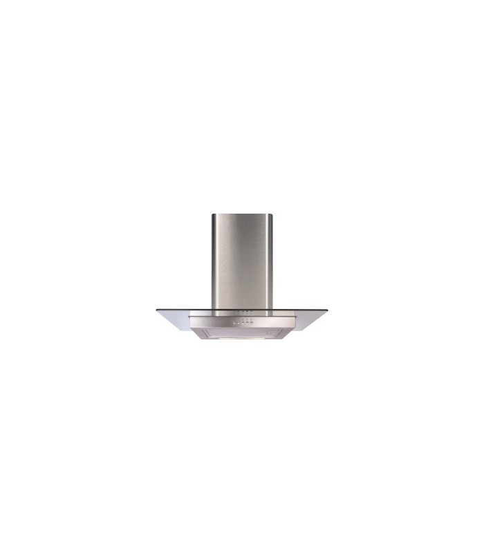 Cda Ecn62ss Flat Glass And Stainless Steel 60cm Wide A3