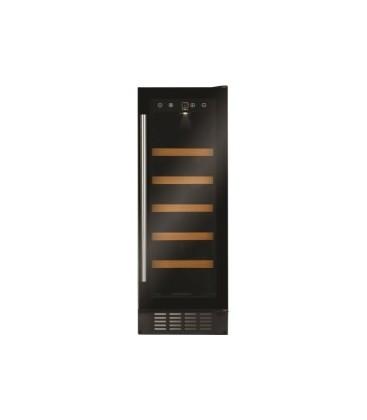 Cda Fwc304bl 30 Cm Freestanding Under Counter Wine Cooler