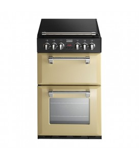 Stoves Free Standing Slot in Cooker Dual fuel RICHMOND550DF