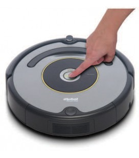 iRobot Vacuum Cleaning Robot ROOMBA615