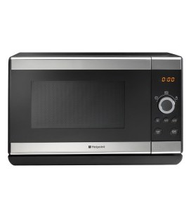 Hotpoint MWH2021X 800W 20L Freestanding Microwave Oven Stainless Steel