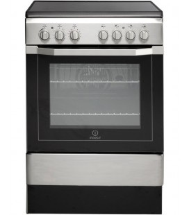 Indesit I6VV2AX Freestanding Cooker - Stainless Steel