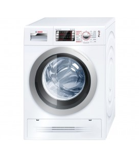 BOSCH WVH28422GB Washer Dryer - White