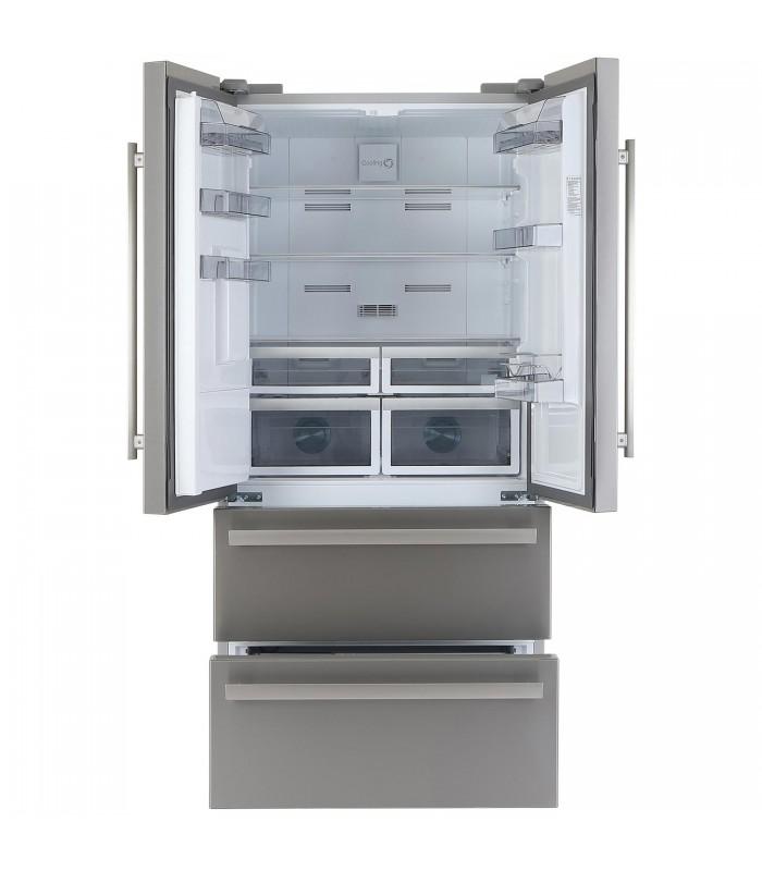 Blomberg Kfd4952xd Side By Side Fridge Freezer A3