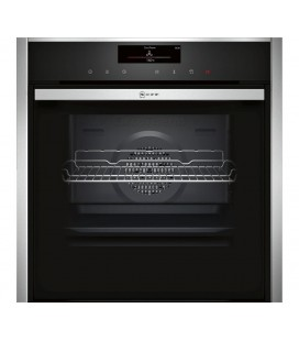 NEFF B58VT68N0B Slide & Hide Electric Oven - Stainless Steel