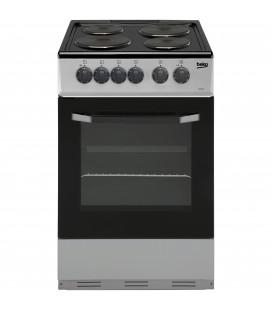 Beko BCSP50X 50cm Electric Cooker