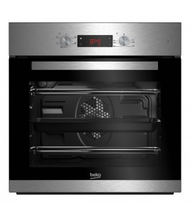 Beko S/Steel Built In Single Electric Oven CIF80X