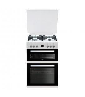 Beko Gas Cooker EDG6L33W