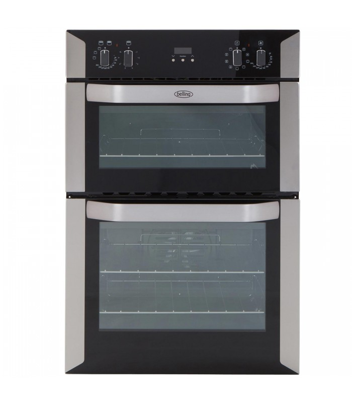 Built In Ovens Electric ~ Belling built in double electric oven bi mfx a