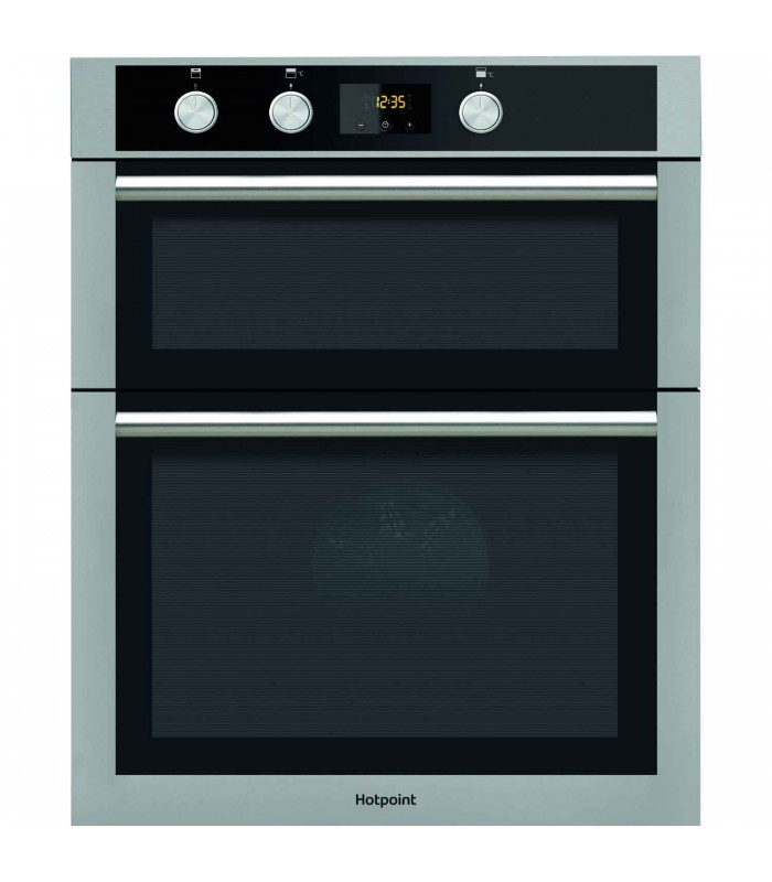 Hotpoint Built In Double Electric Oven Dd4544jix A3