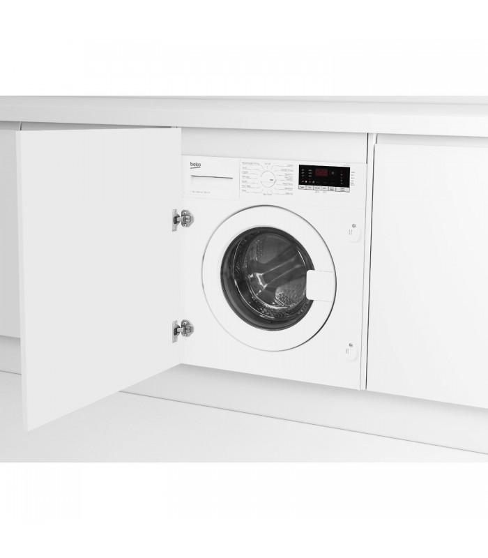 Beko Built In Wic74545f2 7kg Washing Machine A3