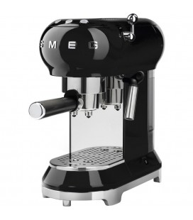 Smeg Retro Style Coffee Machine ECF01BLUK