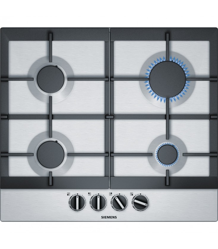 Siemens Iq500 Ec6a5pb90 4 Burner Gas Hob A3 Appliances Ltd