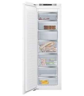 Siemens IQ-500 GI81NAE30G Integrated Frost Free Upright Freezer with Fixed Door