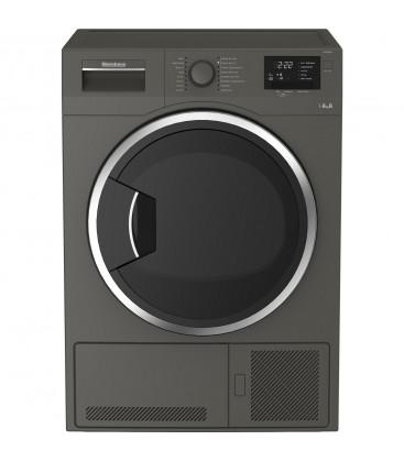 Blomberg LTK28031G 8kg Condenser Tumble Dryer - Graphite - B Rated