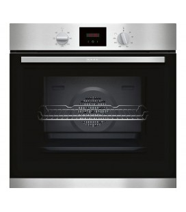 Neff B1GCC0AN0B Built In Electric Single Oven - Stainless Steel - A Rated
