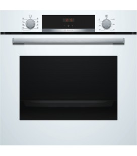 Bosch Built-in Single oven electric HBA13B120B - White