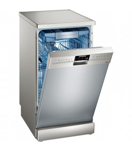 Siemens SR256I00TE Freestanding 45 CM Dishwasher - Stainless Steel