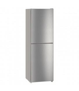 Liebherr CNEL4213 Freestanding Fridge Freezer Frost Free - Stainless Steel