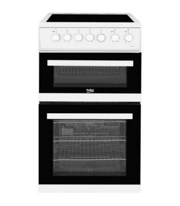 Beko BCDVC503W 50cm Electric Cooker