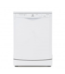 Indesit DFG15B1 13 Place Settings Full Size Dishwasher - White - A+ Energy Rated