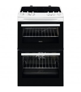 Zanussi ZCV554MW 55cm Electric Cooker