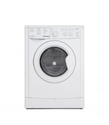 Indesit IWDC6125 6kg/5kg Washer Dryer -White - B Energy Rated