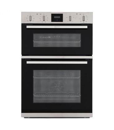 Neff Built In Double Electric Oven U12S53N3GB