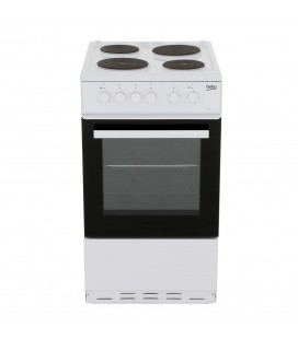 Beko BCSP50W 50cm Electric Cooker