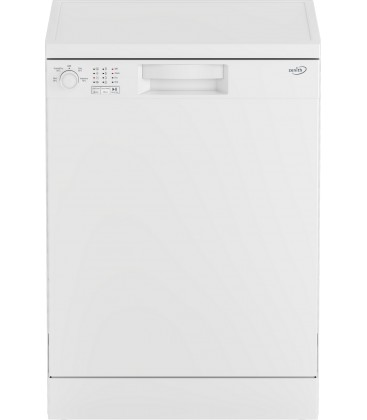 Beko Zenith ZDW600W Full Size Dishwasher - White - 13 Place Setting