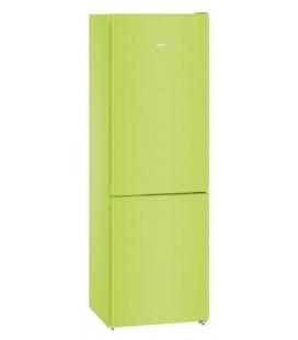 Liebherr CNKW4313 Freestanding Fridge Freezer Frost Free - Kiwi Green