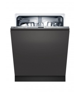 Neff S153HAX02G Built In Full Size Dishwasher - 13 Place Settings
