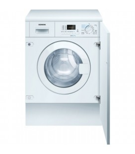 Siemens WK14D321GB Built-in Washer Dryer Fully