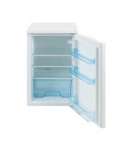Lec L5010W Freestanding Under Counter Larder Fridge