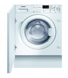 Siemens WI14S441GB Built-in Washing Machine Fully Integrated