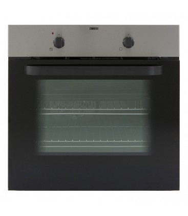Zanussi Built In Single Electric Oven ZOB143X