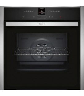Neff Built-in Single oven electric B57CR23N0B - Stainless Steel