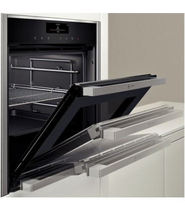 Neff Built-in Single oven electric B57CR22N0B - Stainless Steel